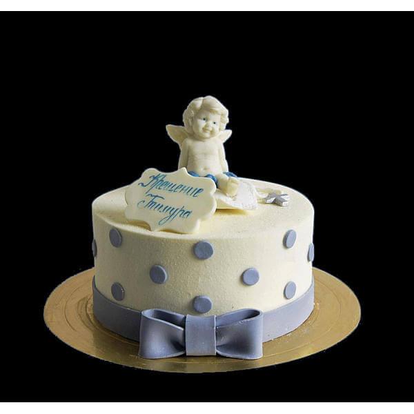 Торт на крещение