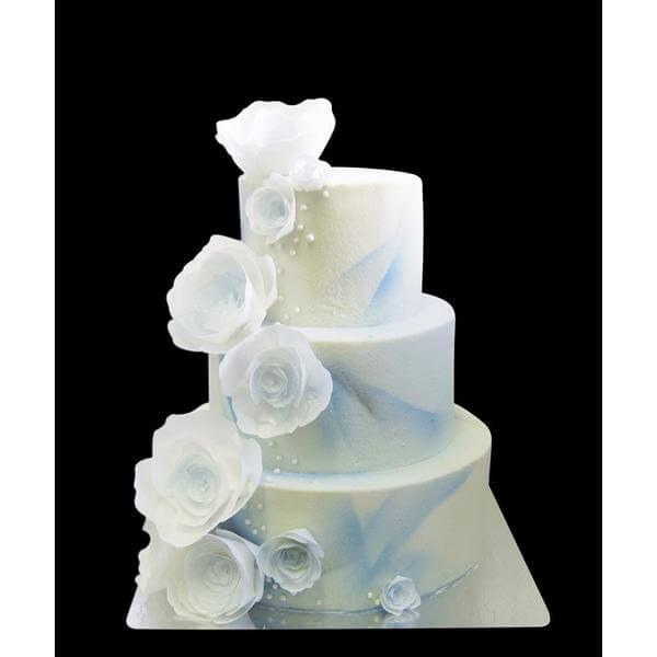 Торт Голубой Мрамор