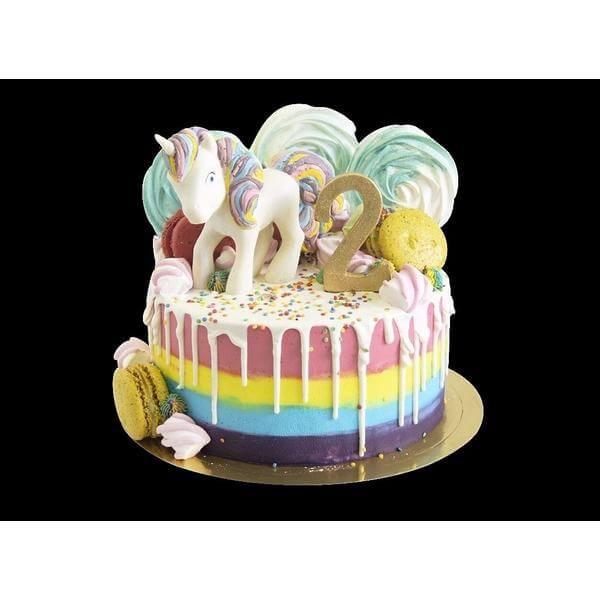 Торт Радужный Единорог