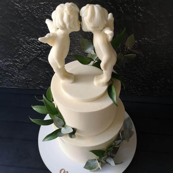 Торт Ангелы 3