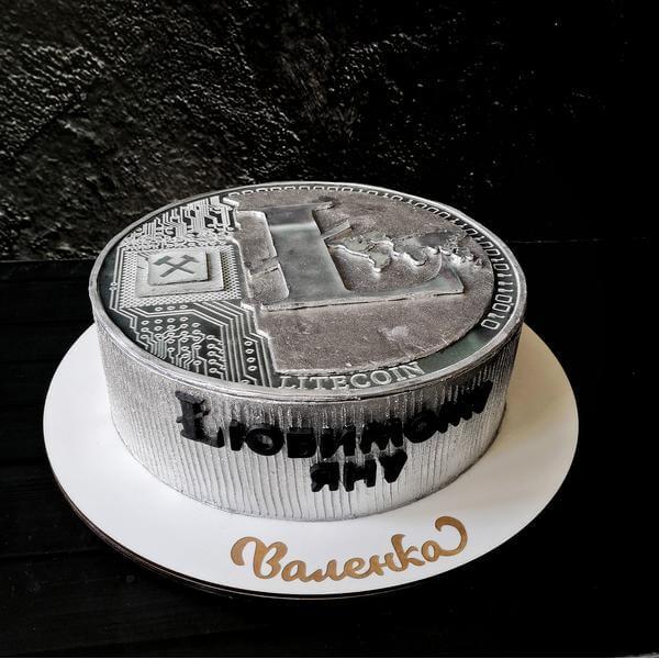 Торт Лайткоин