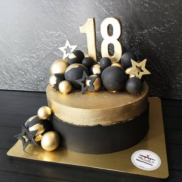 Торт мужской 4
