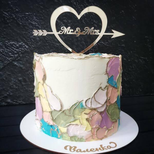 Торт Мозаика
