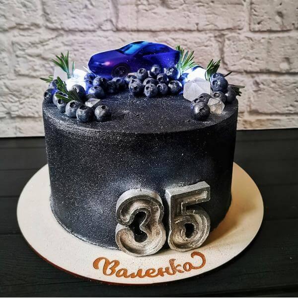 Торт мужской 6