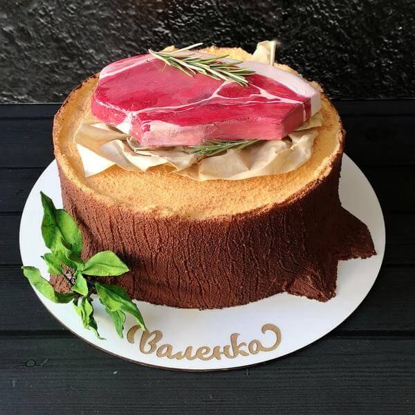 Торт Стейк