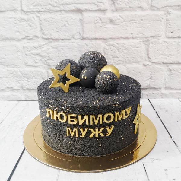 Торт мужской 5