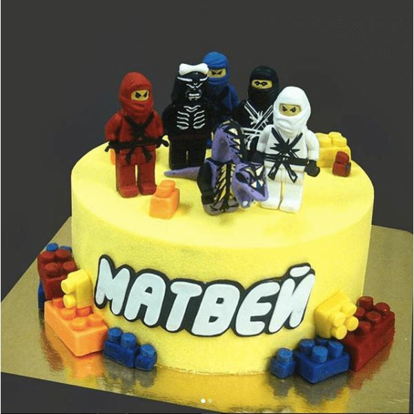 Торт Лего (LEGO)