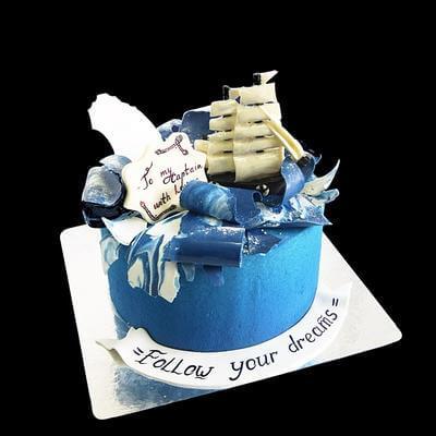 Торт Волны