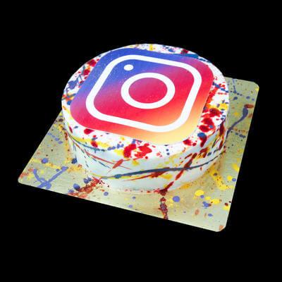 Торт Инстаграм (Instagram)