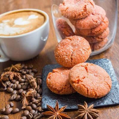 Имбирное печенье с перцем