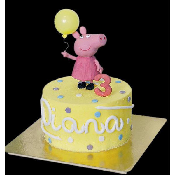 Торт Пеппа