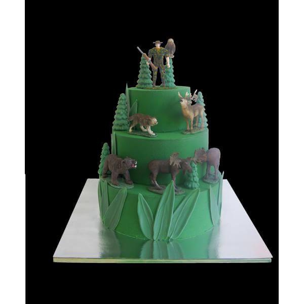Торт Охотник