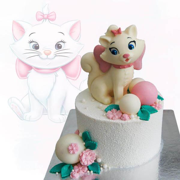 Торт Коты-аристократы